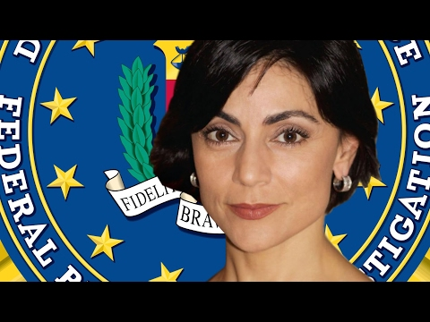 Whistleblower Sibel Edmonds Uncovers State-Secrets
