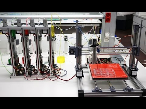 WATCH: Spanish Scientists Use Bioprinter To Create Functional Human Skin
