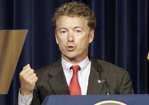 Rand Paul Prepared For Battle Over Trump's Potential Deputy Secretary of State Pick