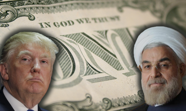 Days After Iran Promises To Drop The Dollar, US Imposes Crippling New Sanctions