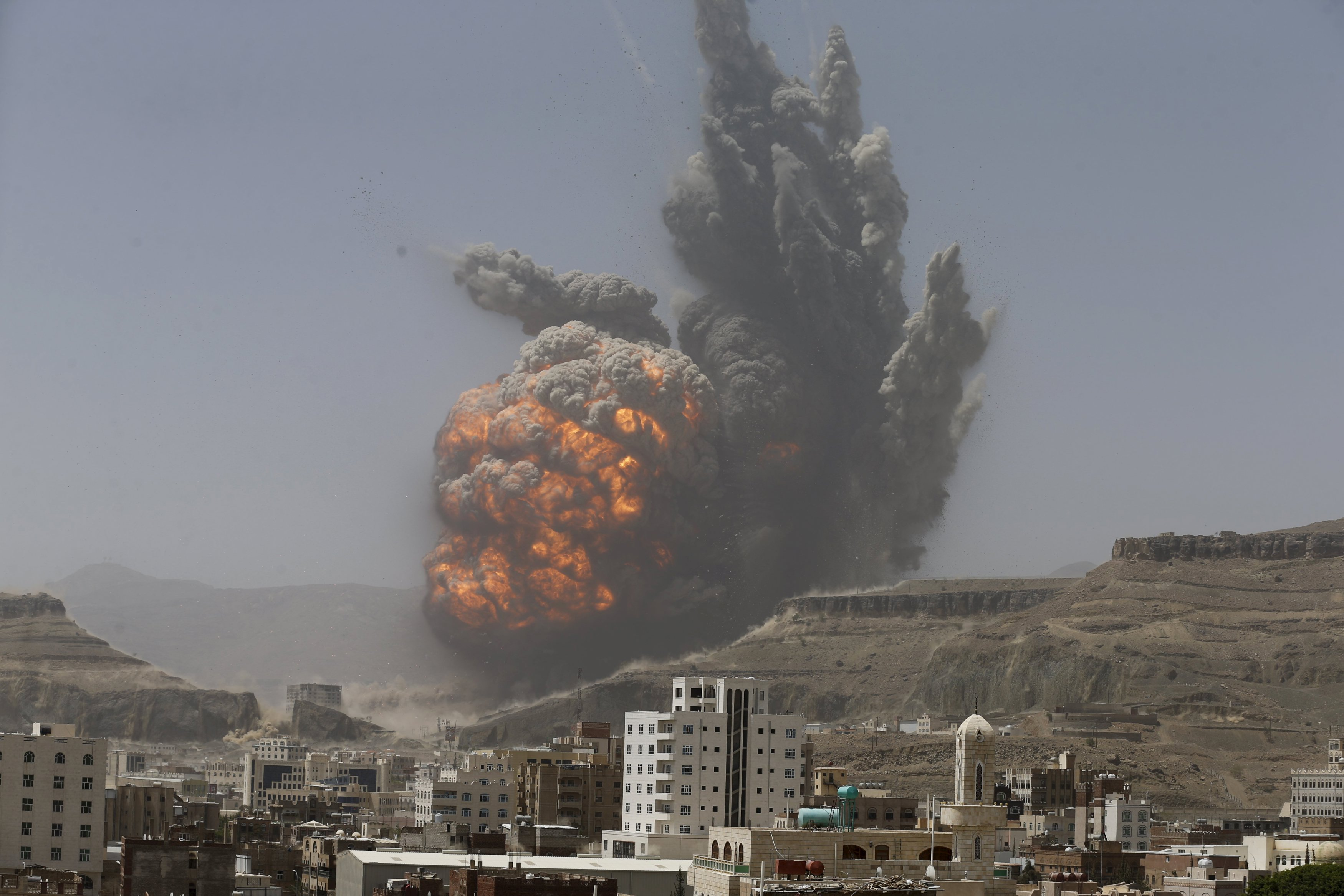 U.S. Military Investigating Intel Reports After White House Acknowledges Civilian Casualties in Yemen