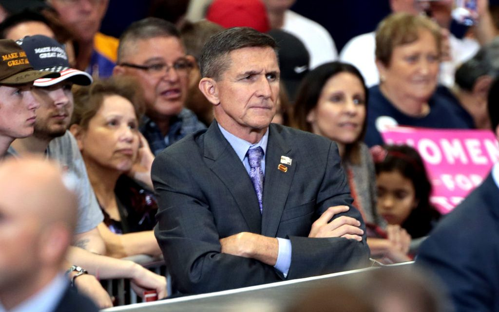 VIDEO: The Real Reason Michael Flynn was Forced to Resign