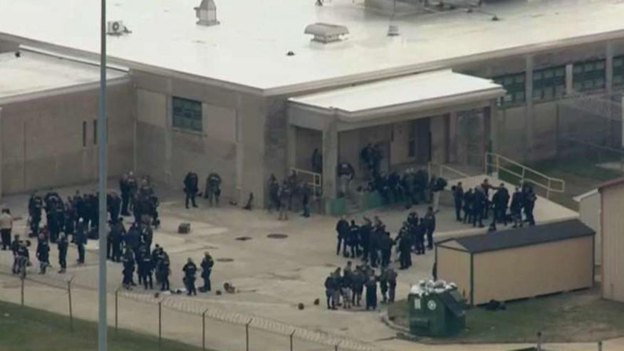Delaware Prison Standoff: Corrections Officers Held Hostage by Prisoners