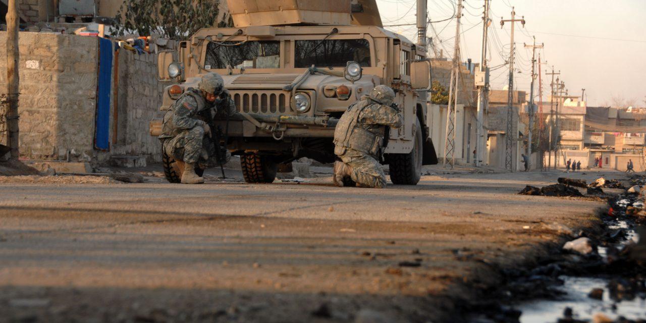 223 Killed In Iraq As Civilians Flee Heavy Fighting in Mosul