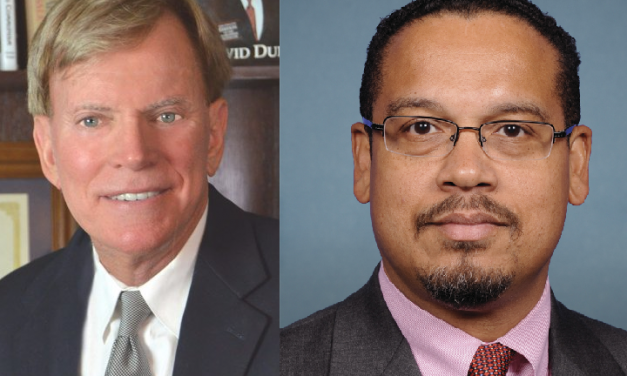 David Duke 'Really Likes' Keith Ellison For Democratic National Committee Chair