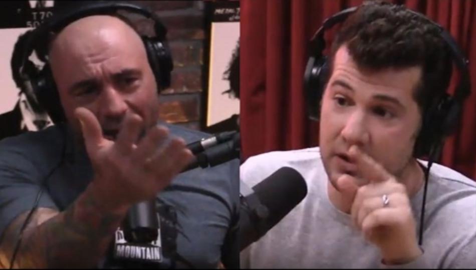 WATCH: Joe Rogan and Steven Crowder Get Into Heated Debate Over Marijuana Legalization (NSFW)