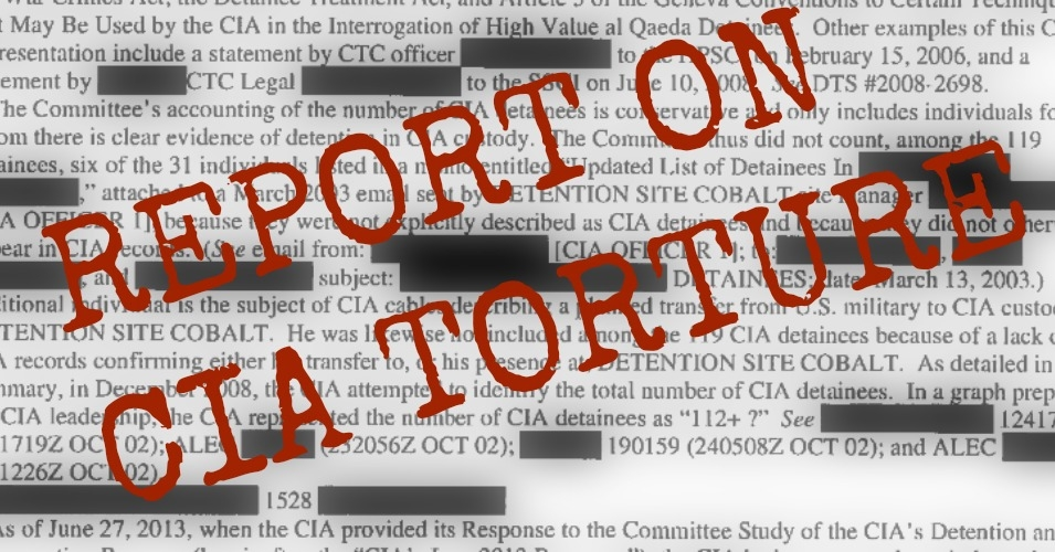 In Defiance of Obama, Trump Administration Delivers CIA Torture Report to District Court