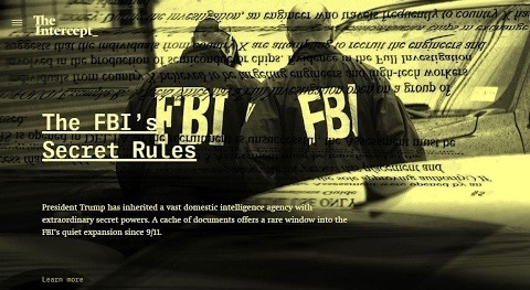 REVEALED: Massive Leak Gives Insight into FBI's 'Secret Rules' for Journalists, Informants