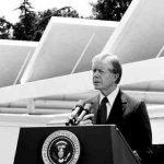 Former President Jimmy Carter Realizes Renewable Energy Is The Future Will Build 1.3 Megawatt Solar Power Station