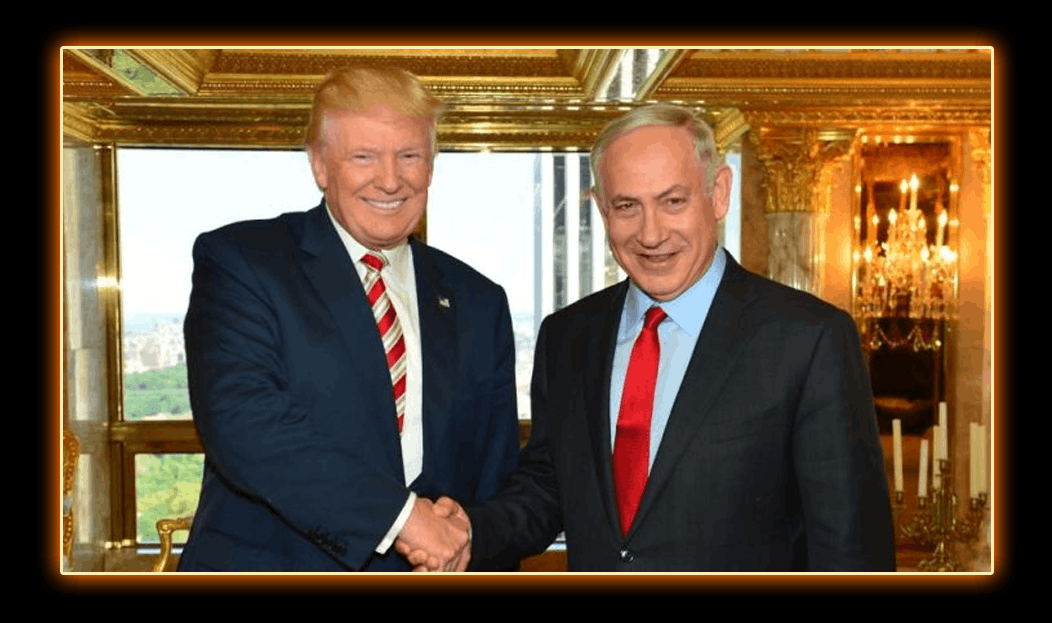 Trump Shows New Support for Abandoning Two-State Solution in Meeting with Netanyahu