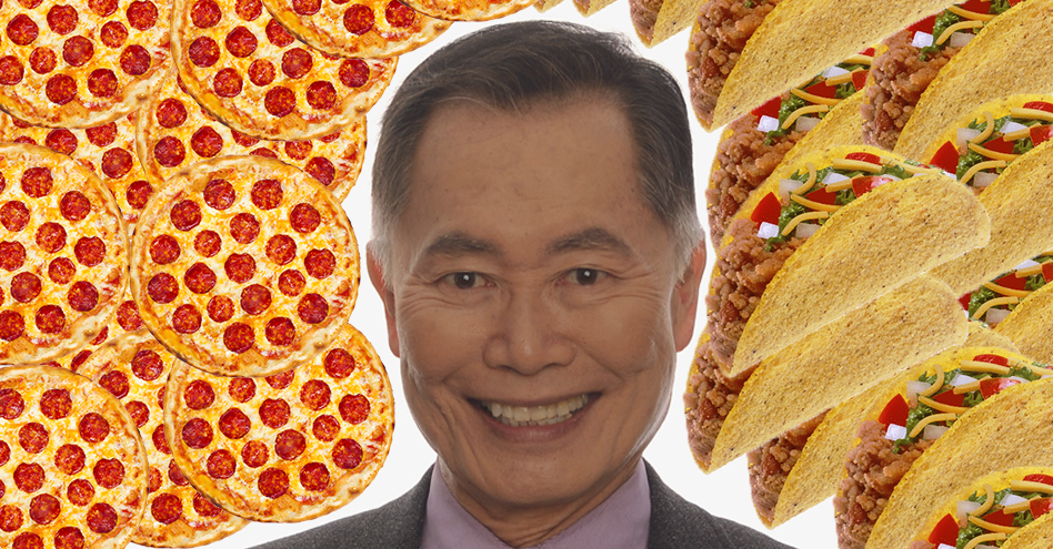 Does Pizza Hut And Taco Bell Spokesman George Takei Support Pedophilia?