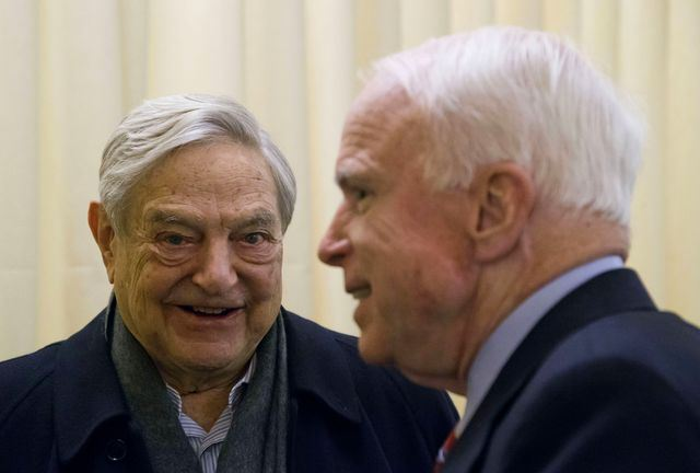 EXPOSED: George Soros' Investment Fund Funded Top Republicans Including Paul Ryan & John McCain