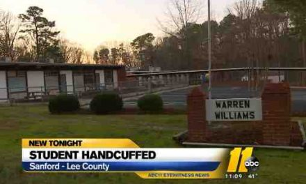 Mom Furious After School Handcuffed 8-Year-Old Son As Punishment