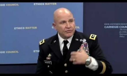 Trump Names Anti-War General McMaster As New National Security Adviser