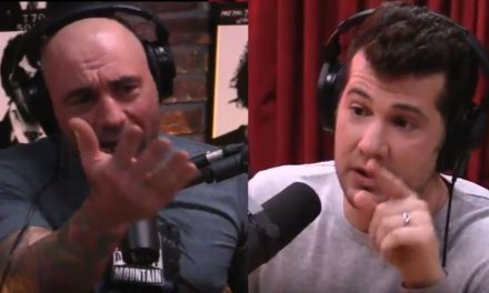 WATCH: Joe Rogan and Steven Crowder Get Into Heated Debate Over Marijuana Legalization (NSFW)
