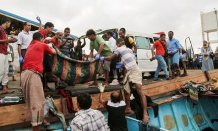 Did Saudi Arabia Just Gun Down A Boat Full Of Somali Refugees?