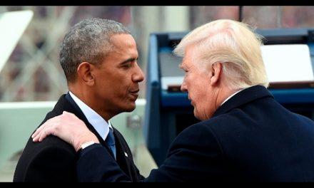 Dear Outraged Liberals: Trump's Just Taking Over Where Obama Left Off