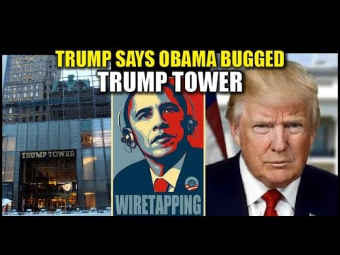VIDEO: The Real Reason Behind Trump's Tweet On Obama's Wiretap