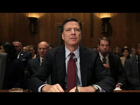 FULL TRANSCRIPT: James Comey Testifies On President Trump Wiretapping Claims & Russian Interference