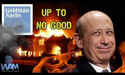 Goldman Sachs Is Up To No Good! – Bank Sells $5.7 Billion In Bad Mortgages
