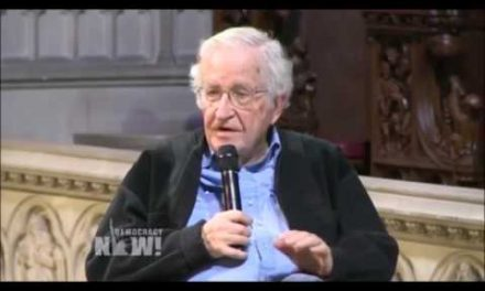 Financial Crash and False Flag? Noam Chomsky Predicts a Dark Future for Trump Regime