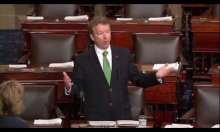 Rand Paul Condemns NATO Vote: They Want To Send Your Kids To War