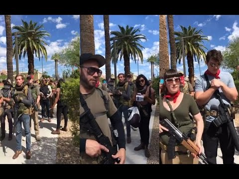 Phoenix Reporter Assaulted By Radical Left-Wing Militia For Recording Public March