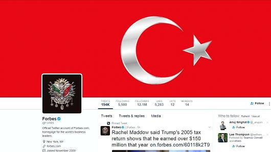 Turkish Hacker Groups Hack Twitter – And Provoke Feud With Netherlands
