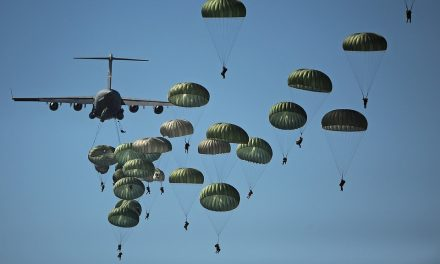 In Latest Escalation, U.S. Sending 300 Paratroopers Into Mosul