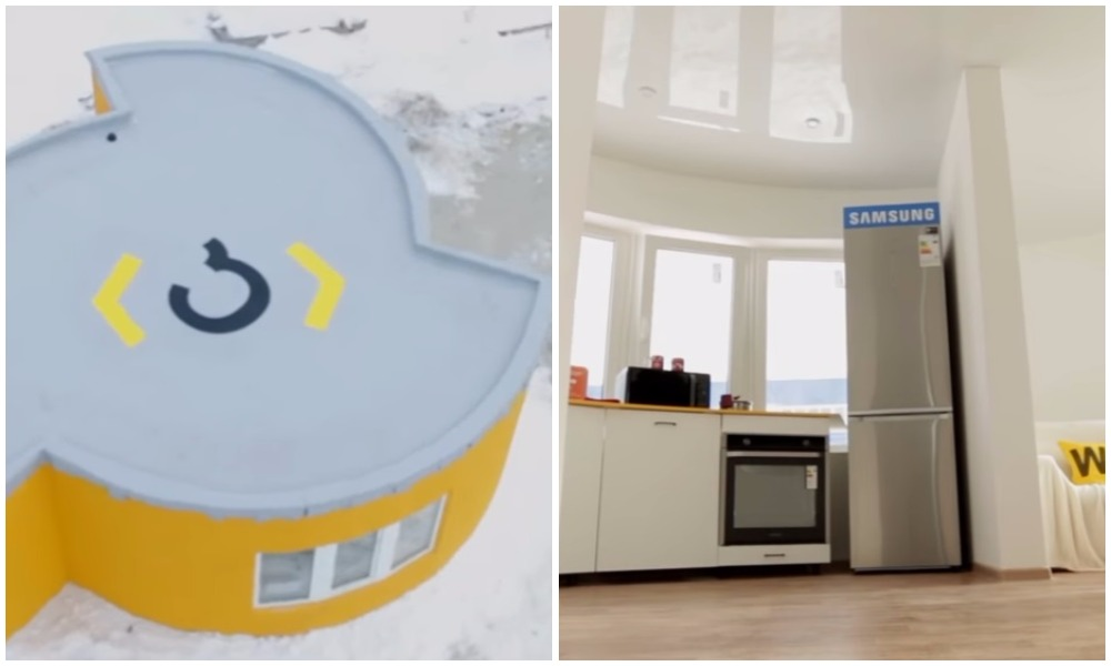 This House Was 3D-Printed In Under 24 Hours For Just $10,000