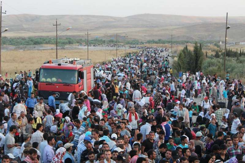 Turkey May Soon Unleash Millions Of Refugees