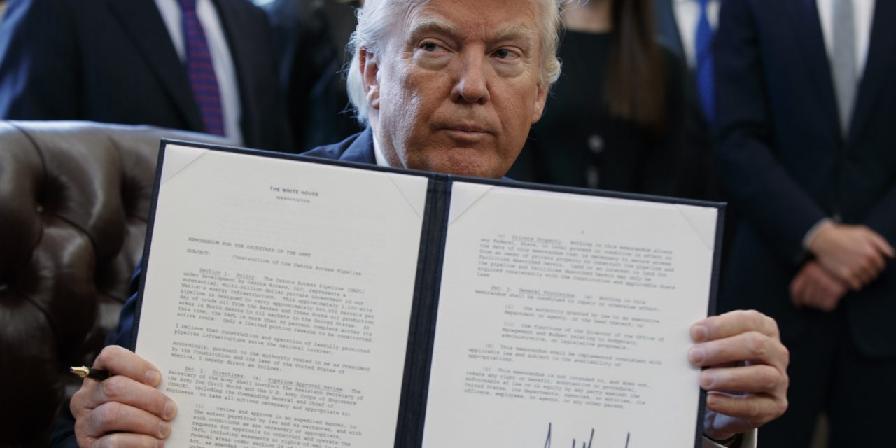 The Keystone XL Pipeline Was Just Officially Approved