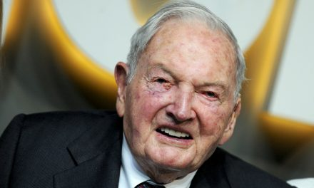 The True Legacy Of David Rockefeller You Won't Hear About On TV