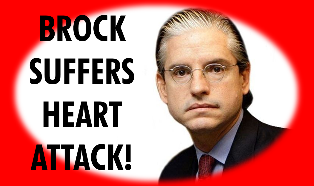 Media Matters Founder David Brock Suffers Heart Attack