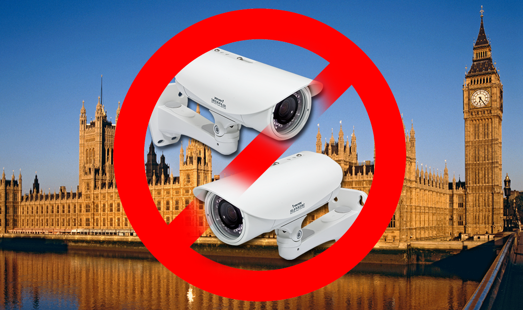 London Shut Down Camera Network One Year Prior to Terrorist Attack
