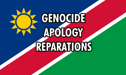 Did Namibia Demand $30 Billion In Reparations For Germany's Genocide?