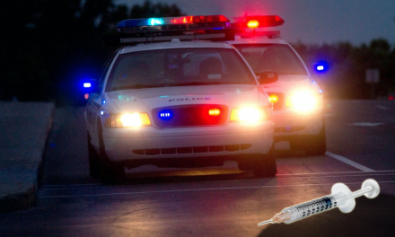 Ohio Police Begin Charging Drug Overdose Survivors With 'Inducing Panic'