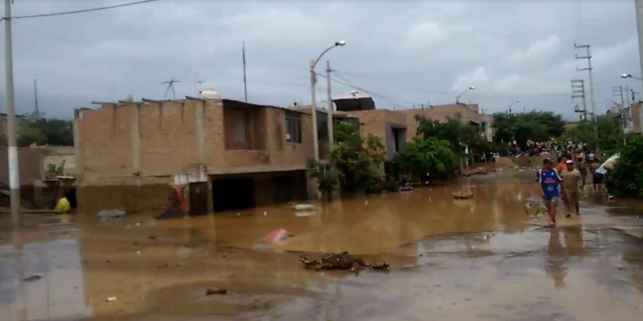 Peru Floods: Peruvians Cry For Help Over Social Media