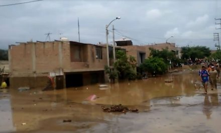 Peru Floods: Peruvians Cry For Help Over Social Media