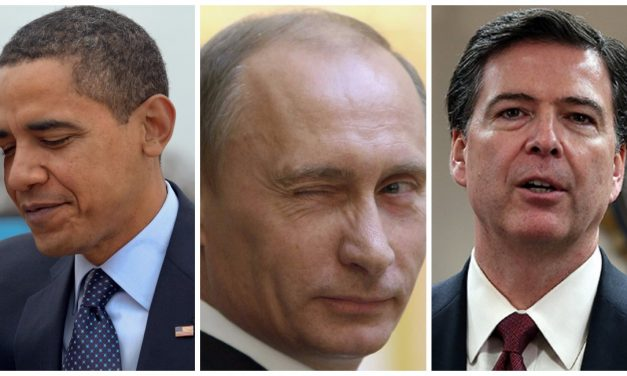 Obama Regime Blocked FBI From Revealing 'Russian Tampering' Before Election