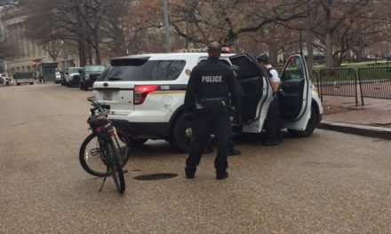Man Arrested For Throwing Suspicious Package, Causing White House Lockdown