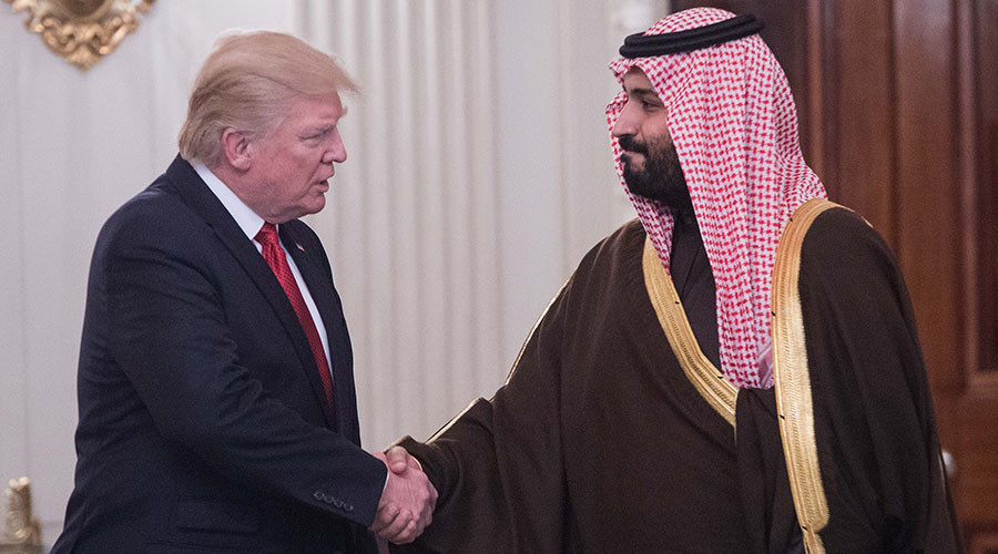 Saudi Deputy Crown Prince Calls Trump A 'True Friend Of Muslims'