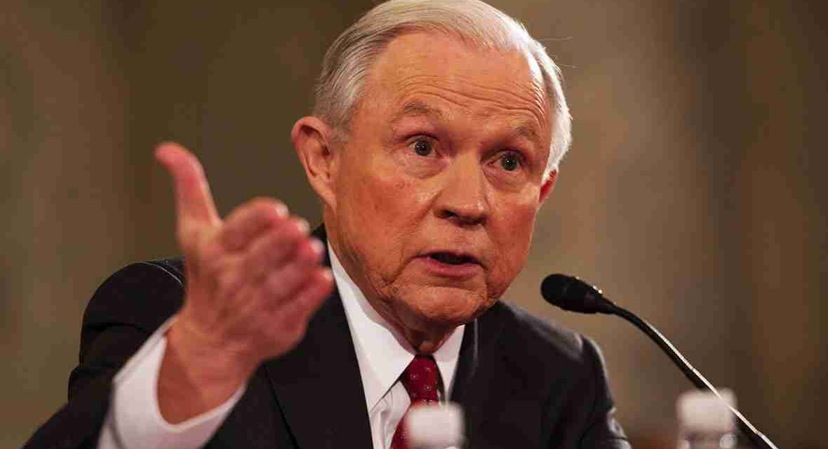 Attorney General Jeff Sessions Recuses Himself From Trump Investigation