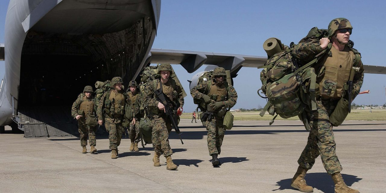 The U.S. Just Sent Hundreds Of Troops Into Syria