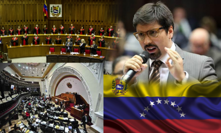 LEFT-WING NIGHTMARE: Venezuelan Supreme Court Suspends Venezuelan Parliament