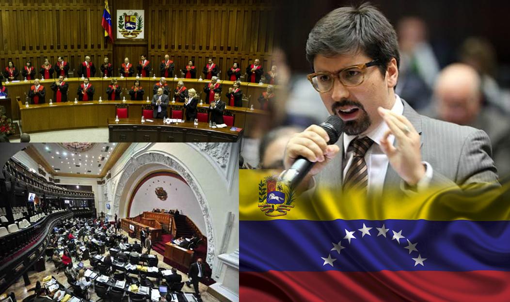 LEFT-WING NIGHTMARE: Venezuelan Supreme Court Suspends Venezuelan Parliament