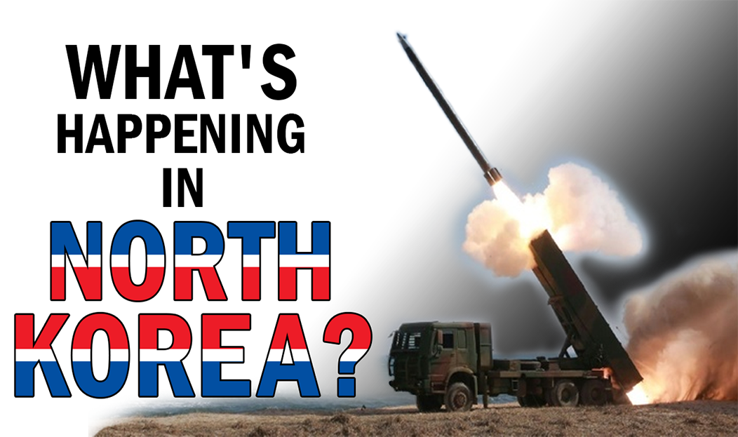 VIDEO: What's Really Happening In North Korea?