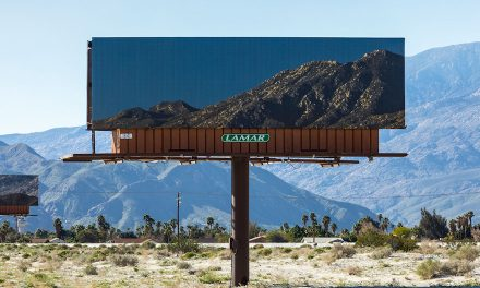 This Activist Replaces Billboards With Pictures Of The Landscapes They Block