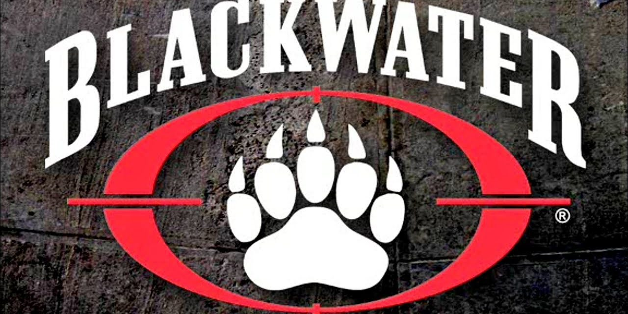 Blackwater Heads To China
