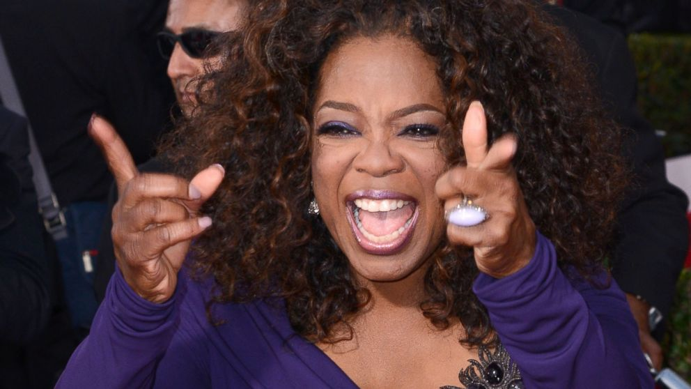 Oprah, Inspired By Trump, Considering Possibility of White House Run